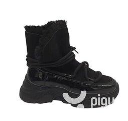 Sportinio stiliaus batai Seastar, juodi kaina ir informacija | Sportiniai bateliai, kedai moterims | pigu.lt