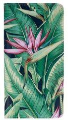 Fusion flower dėklas, skirtas Samsung A125 Galaxy A12 kaina ir informacija | Telefono dėklai | pigu.lt