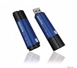 USB карта памяти A-data S102 PRO 32GB USB 3.0 Синяя