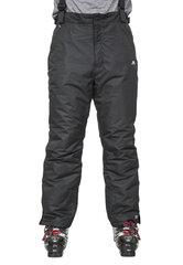 Slidinėjimo kelnės vyrams Trespass Toledo SKI TP50, juodos kaina ir informacija | Vyriškа slidinėjimo apranga | pigu.lt