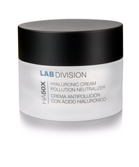 Apsauginis drėkinantis kremas Hyaluronic Cream Pollution Neutralizer, 50 ml kaina ir informacija | Veido kremai | pigu.lt