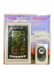 Elektroninis termometras-bevielė orų stotelė Thermobrass 009420 kaina ir informacija | Elektroninis termometras-bevielė orų stotelė Thermobrass 009420 | pigu.lt