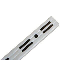 Profilis HETTICH 1500mm dvigubas kaina ir informacija | Surenkamos lentynų sistemos | pigu.lt