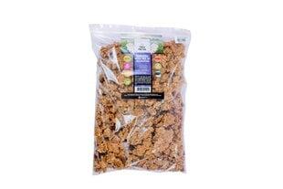 Neapdorotų grikių miuslis su medumi ir razinomis Täkumetsa, be glitimo, 1 kg kaina ir informacija | Užkandžiai, traškučiai | pigu.lt