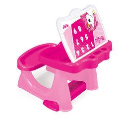 Prekė su pažeista pakuote. Žaislinis mokyklinis suolas Dolu Unicorn kaina ir informacija | Žaislai vaikams su pažeista pakuote | pigu.lt