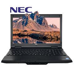 NEC VK-26TXZDJ I5-4210M 4GB 120SSD WIN10Pro RENEW + USB WEBCAM kaina ir informacija | Nešiojami kompiuteriai | pigu.lt