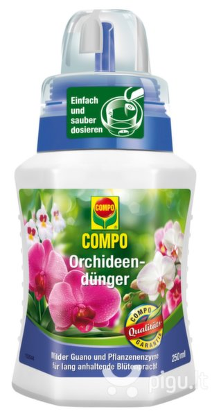 COMPO Trąšos orchidėjoms 250ml
