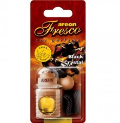 Areon auto oro gaiviklis FRESCO - Black Crystal