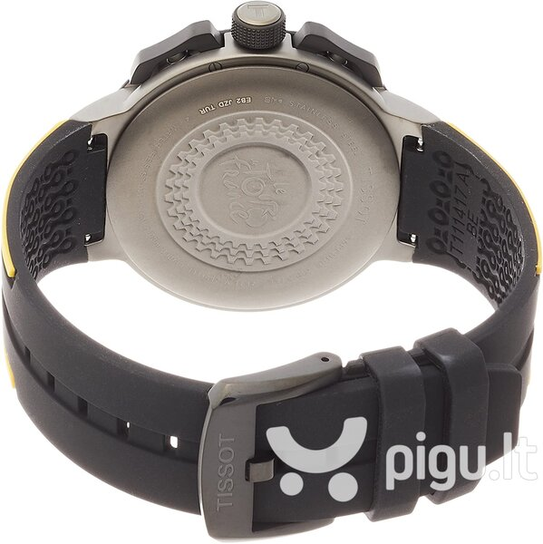 Мужские часы Tissot T-Race Cycling Tour de France Chronograph цена