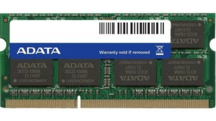 A-Data Premier 4GB 1333MHz DDR3 CL9 SODIMM AD3S1333W4G9-R