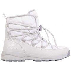 Aulinukai moterims Kappa Mayen Standard W 242898-1014, balti kaina ir informacija | Aulinukai, ilgaauliai batai moterims | pigu.lt