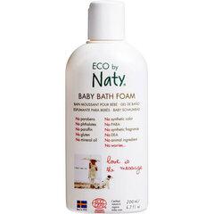 Vonios putos kūdikiams Eco by Naty, 200 ml kaina ir informacija | Kosmetika vaikams ir mamoms | pigu.lt