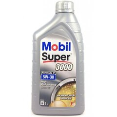 Mobil 5W30 Super 3000 Formula V variklio alyva, 1L kaina ir informacija   Mobil 5W30 Super 3000 Formula V variklio alyva, 1L   pigu.lt