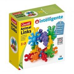 Prekė su pažeista pakuote. Gyvūnėlių jungtys Quercetti Animal Links, 4135 kaina ir informacija | Žaislai vaikams su pažeista pakuote | pigu.lt