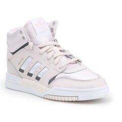 Sportiniai bateliai moterims Adidas Drop Step EE5230, balti kaina ir informacija | Sportiniai bateliai, kedai moterims | pigu.lt