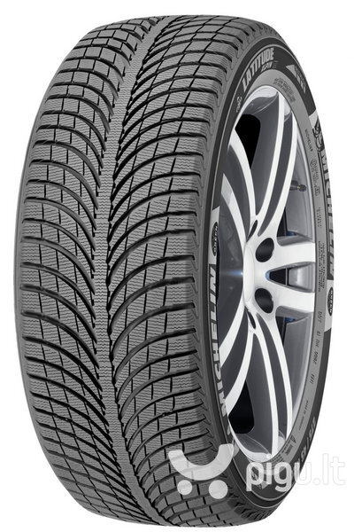 Michelin LATITUDE ALPIN LA2 275/45R21 110 V