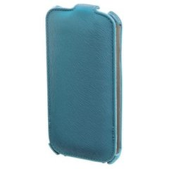 HAMA Flap Case Mobile Phone Window Case for Samsung Galaxy S4 turquoise
