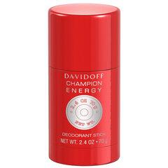 Pieštukinis dezodorantas Davidoff Champion Energy vyrams 75 ml