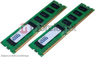 Hewlett-Packard 4GB 2Rx8 PC3-10600E-9 Kit (UDIMM) (500672-B21)