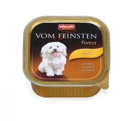 Animonda Vom Feinsten su kiškiena, 150 g kaina ir informacija | Konservai šunims | pigu.lt