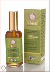 Ajurvedinis aliejus Khadi Centella 100 ml kaina ir informacija | Ajurvedinis aliejus Khadi Centella 100 ml | pigu.lt