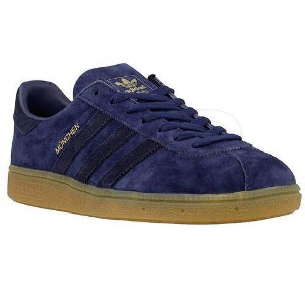 Kedai vyrams Adidas Munchen M BB5294, mėlyni