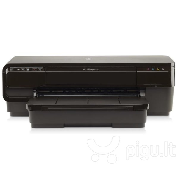 HP Officejet 7110 / spalvotas