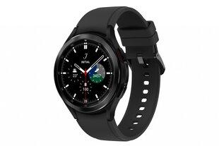 Samsung Galaxy Watch 4 Classic (LTE, 46 mm), Black kaina ir informacija | Samsung Galaxy Watch 4 Classic (LTE, 46 mm), Black | pigu.lt
