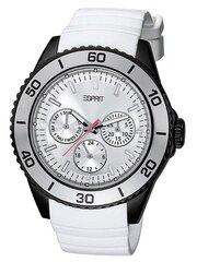Laikrodis ESPRIT Deviate White kaina ir informacija | Vyriški laikrodžiai | pigu.lt