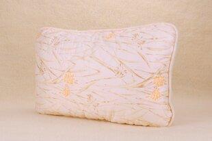 Avių vilnos pagalvė su satinu kaina ir informacija | Pagalvės | pigu.lt