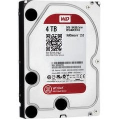 Western Digital Red 4TB IntelliPower SATA3 64MB WD40EFRX