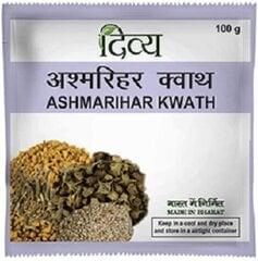 Ajurvedos arbata Divya Ashmarikhar Kvath, 100 g kaina ir informacija | Arbatos ir vaistažolės | pigu.lt