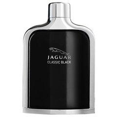 Tualetinis vanduo Jaguar Classic Black EDT vyrams 100 ml