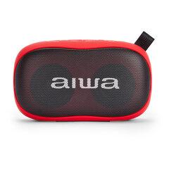 Aiwa BS-110RD, juoda/raudona kaina ir informacija | Garso kolonėlės | pigu.lt