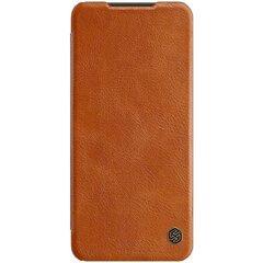 Nillkin Qin Book Case, skirtas Samsung Galaxy A22 5G, rudas kaina ir informacija   Nillkin Qin Book Case, skirtas Samsung Galaxy A22 5G, rudas   pigu.lt