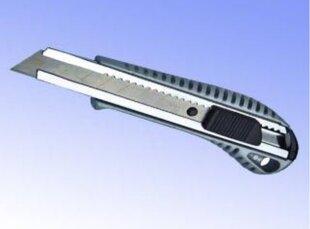 Laužomas peilis metalinis 18mm Dedra M9017 kaina ir informacija | Mechaniniai įrankiai | pigu.lt