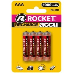 Rocket AAA akumuliatorius 4 vnt.