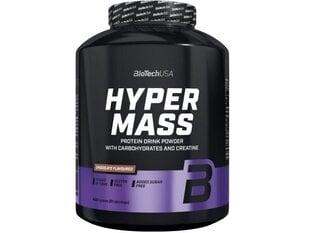 Maisto papildas Biotech Hyper Mass 4000 g kaina ir informacija | Maisto papildas Biotech Hyper Mass 4000 g | pigu.lt