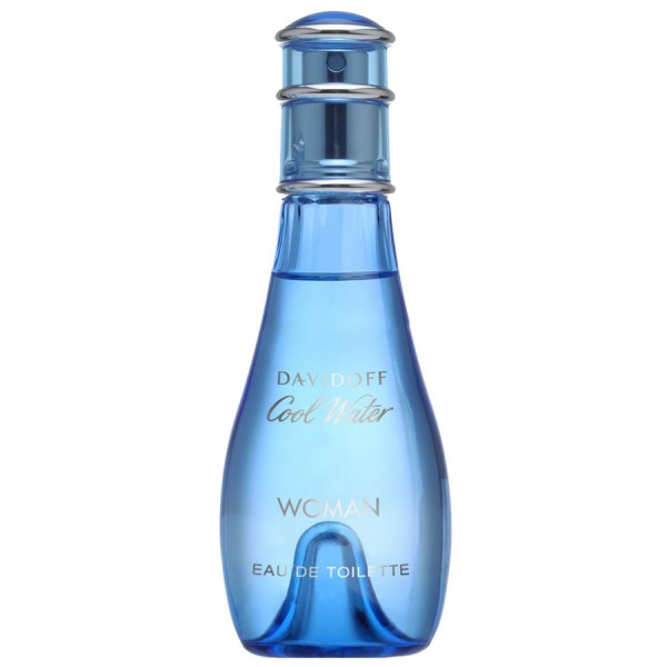 Tualetinis vanduo Davidoff Cool Water Woman EDT moterims 50 ml