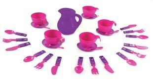 Kavos ir arbatos puodelių rinkinys Mochtoys 5996 Žalias asotis kaina ir informacija | Žaislai mergaitėms | pigu.lt