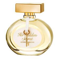 Tualetinis vanduo Antonio Banderas Her Golden Secret EDT moterims 50 ml