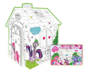 Spalvinamas namelis My Little Pony 10799
