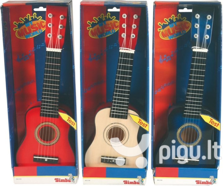 Medinė gitara Simba My music world, 51 cm, 106833108