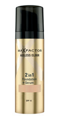 Makiažo pagrindas Max Factor Ageless Elixir 2in1 30 ml