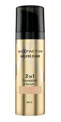 Тональный крем Max Factor Ageless Elixir 2in1, 30 мл