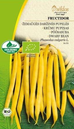 Žemaūgės daržinės pupelės Fructidor