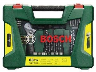 Rinkinys Bosch 83 vnt. V-Line Titanium