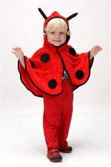 Boružėlės-boružiuko kostiumas kaina ir informacija | Karnavaliniai kostiumai | pigu.lt