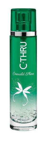 Tualetinis vanduo C-Thru Emerald Shine EDT moterims 50 ml