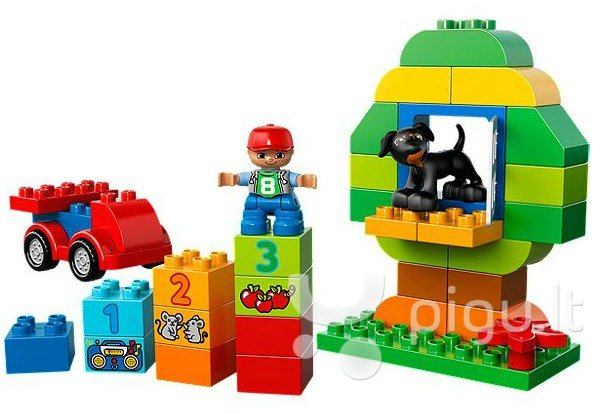 10572 LEGO® DUPLO All in One box for Fun internetu